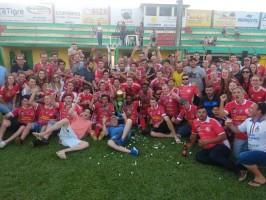 SER AIURE FC É CAMPEÃO... - Foto 4