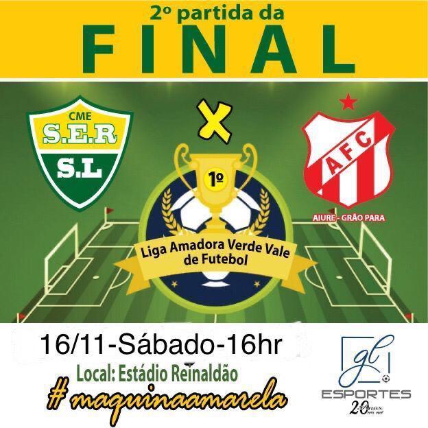 Grande Final Taça GL Esportes 20 anos...